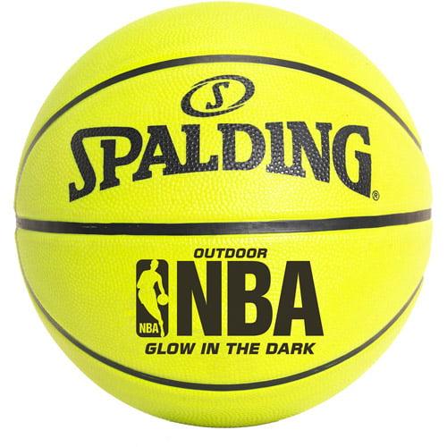 Spalding Glow-in-the-Dark Basketball by Spalding