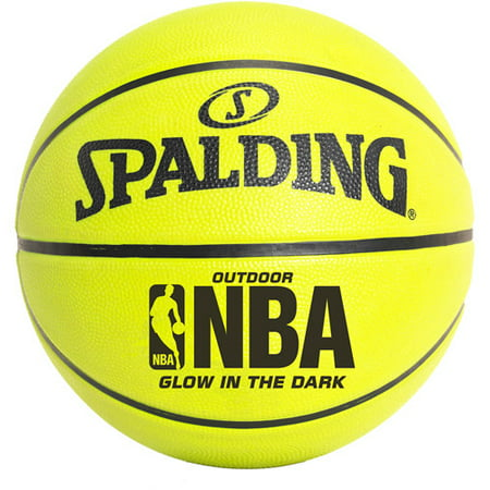 Spalding Glow-in-the-Dark Basketball