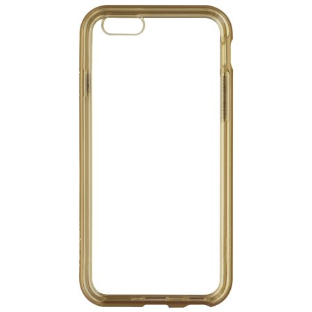 Spigen Neo Hybrid EX Series Case Cover for Apple iPhone 6s 6 - Clear / Gold (Refurbished)