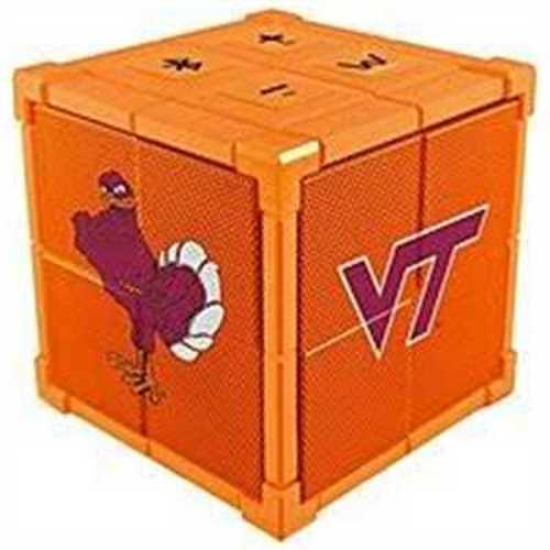 Wiseways Kube Bluetooth Collegiate Speaker for Virginia school