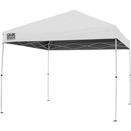 Quik Shade Weekender Elite 10x10 Straight Leg Instant Canopy 100 Sq