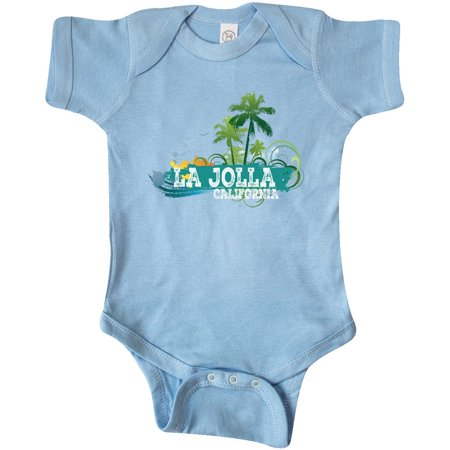 Inktastic La Jolla California Vacation Ca Cities Infant Creeper Travel Beach Hws