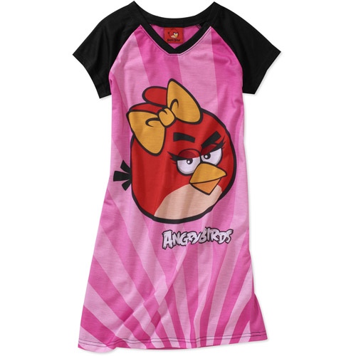 Rovio Girls' Angry Birds Nightgown