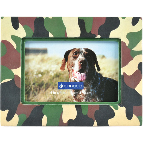 Pinnacle Frame Camouflage Frame, 6x4
