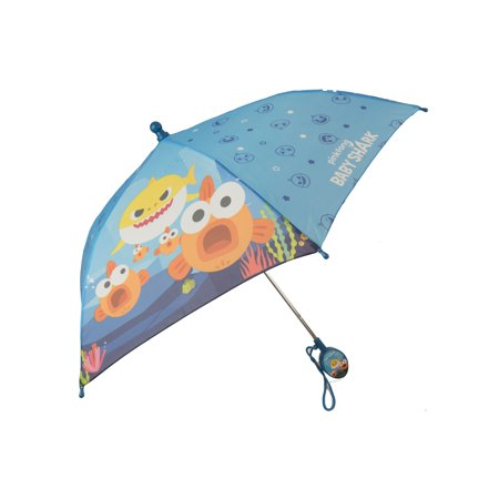 Baby Shark Umbrella, Blue