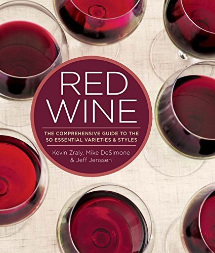Red Wine: The Comprehensive Guide to the 50 Essential Varieties & Styles - image 1 of 1