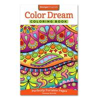 Color Dream Coloring Book