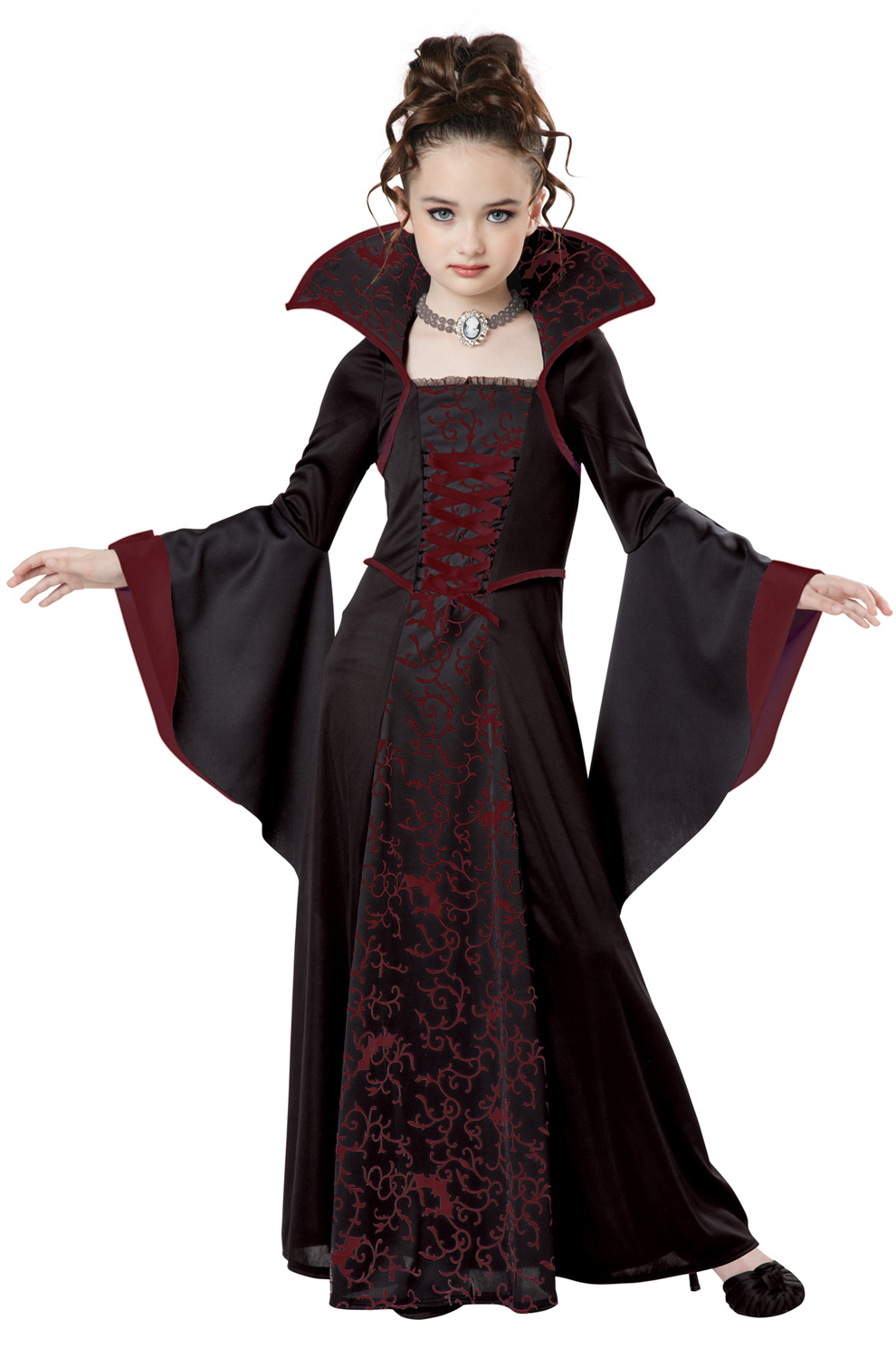 Royal V&ire Child Costume  sc 1 st  Walmart & Kidsu0027 Vampire Costumes