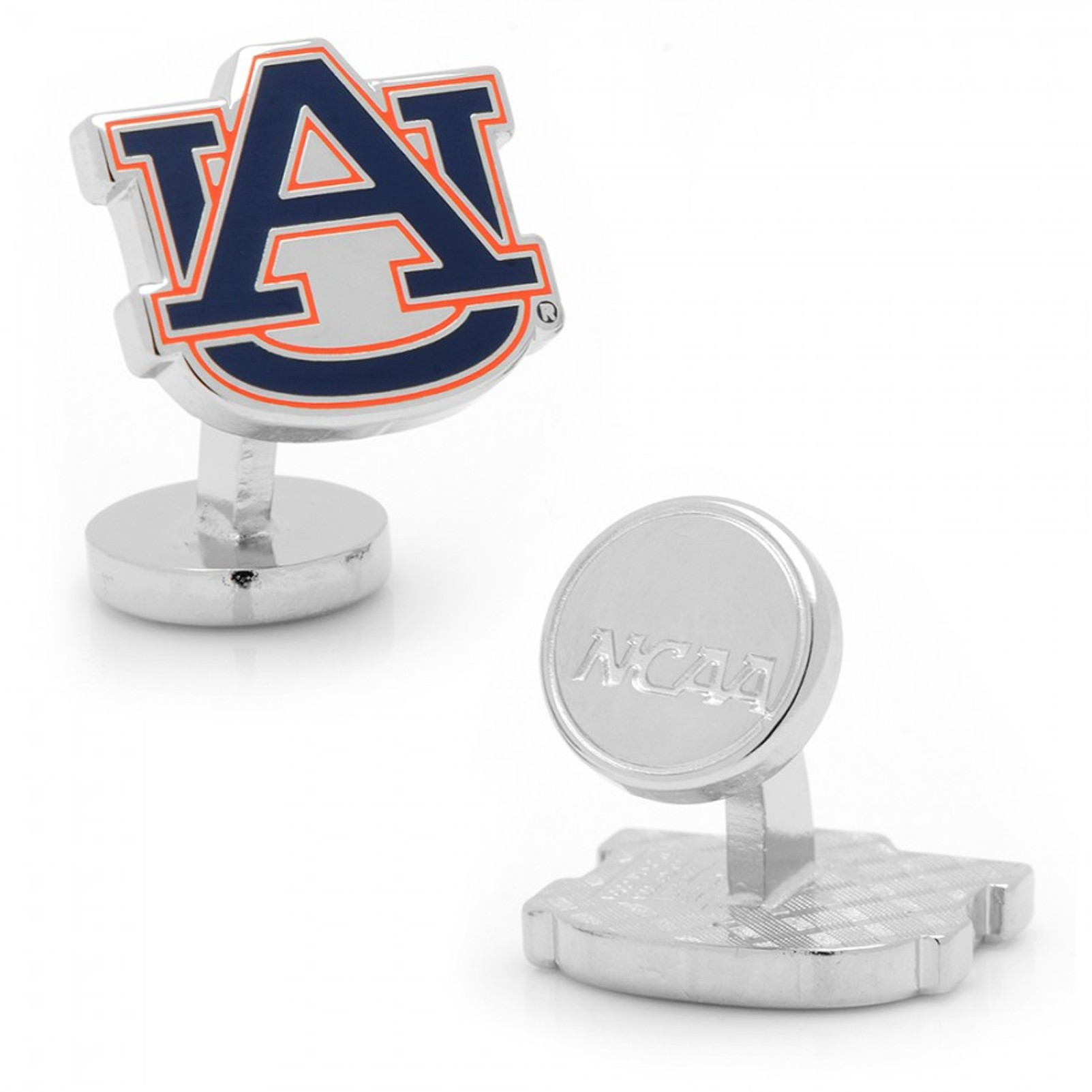 Palladium Auburn Tigers Cufflinks