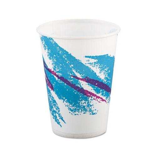 Jazz Waxed Paper Cold Cups SLOR9NJ