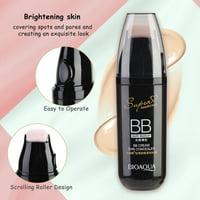 Zaqw BB Cream, Makeup Base,BIOAQUA Scrolling Roller Air Cushion BB Cream Waterproof Concealer Face Makeup Cosmetics