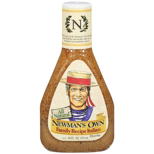Newman's Own Family Recipe Italian Dressing, 16 oz