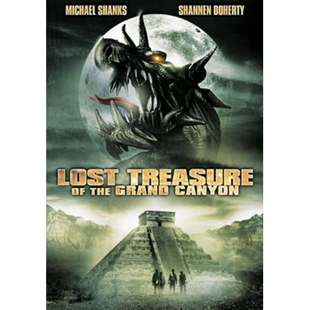 Lost Treasure of the Grand Canyon (DVD) (Best Description Of The Grand Canyon)