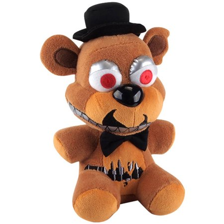 Funko Five Nights At Freddys Nightmare Freddy Plush  6