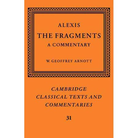Alexis  The Fragments