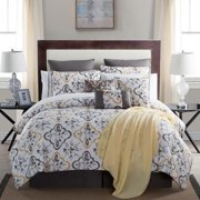 ***DISCONTINUED*** VCNY Home Hallton 16 Piece Bedding Comforter Set