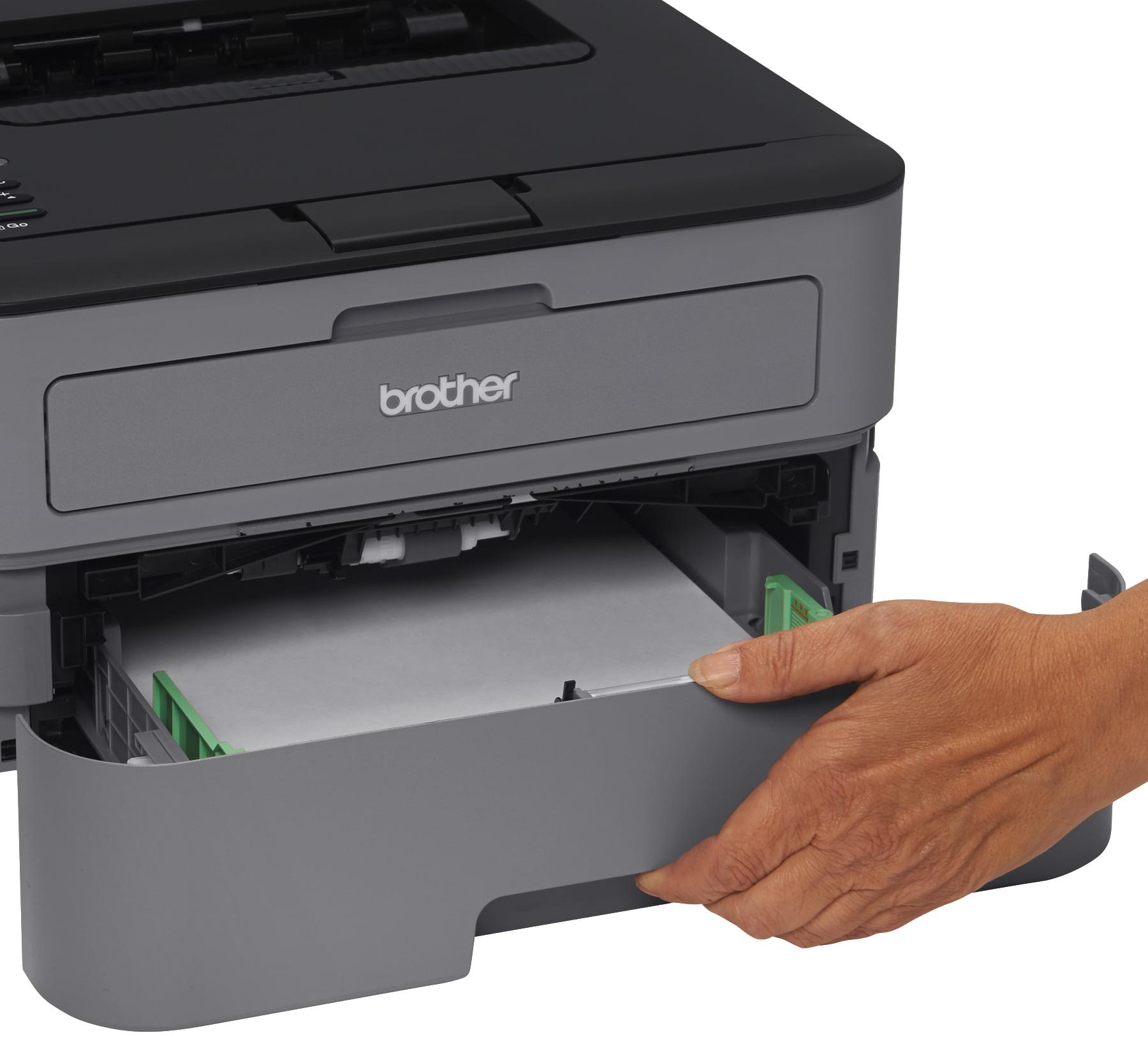 Brother Compact Monochrome Laser Printer, HL-L2315DW, Wireless