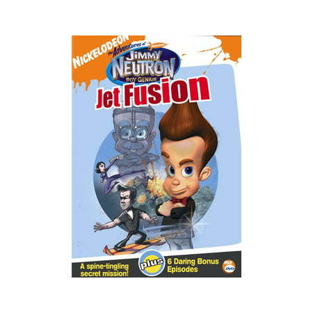 Jimmy Neutron: Jet Fusion (DVD) - Jimmy Neutron Party