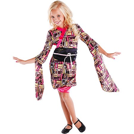 High School Musical Sharpay Performance Girls Costume (High School Musical Sharpay Halloween Costumes)