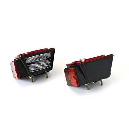 12V LED Trailer Tail Light (Turn/Stop/Signal-Left/Right-DOT Compliant) - image 3 of 8