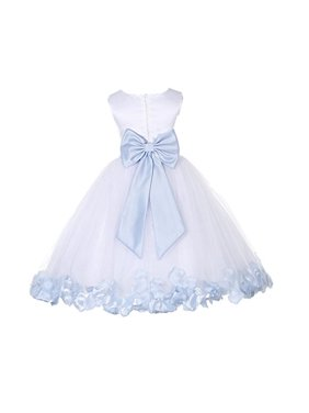 a74751ae45d Clear Big Girls Dresses   Rompers - Walmart.com