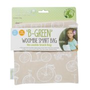Woombie BGreen Snack Bags Beach Cruising, One Size