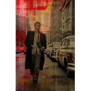 Parvez Taj James Dean Art Print On Premium Canvas