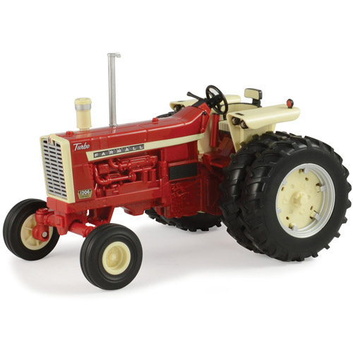 TOMY ERTL Big Farm 1:16 IH 1206 Wide Front Tractor