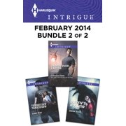 Harlequin Intrigue February 2014 - Bundle 2 of 2 - eBook