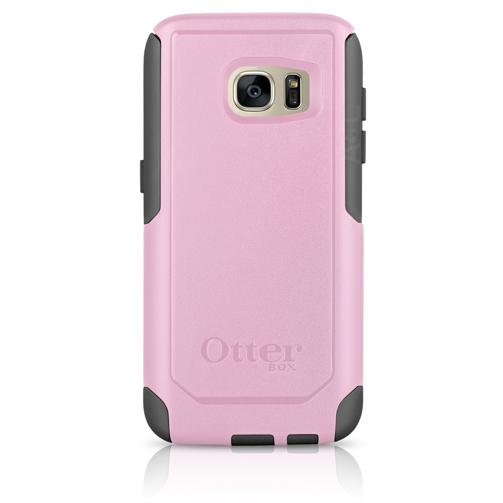 pretty nice 407ae 696d2 OtterBox Commuter Series Case for Samsung Galaxy S7 - White / Garnet Red