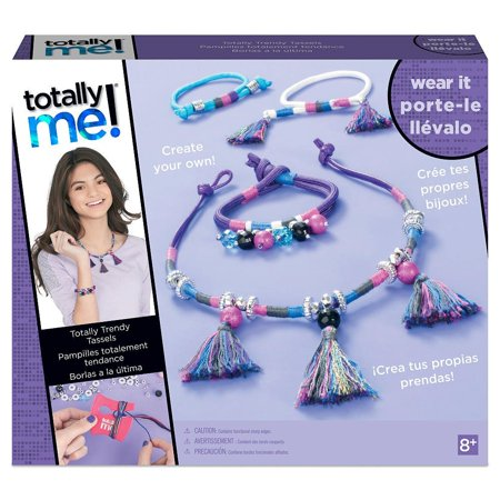 Totally Me! Totally Trendy Tassels, Ages 8+ By Toys R Us - Toys R Us Lima