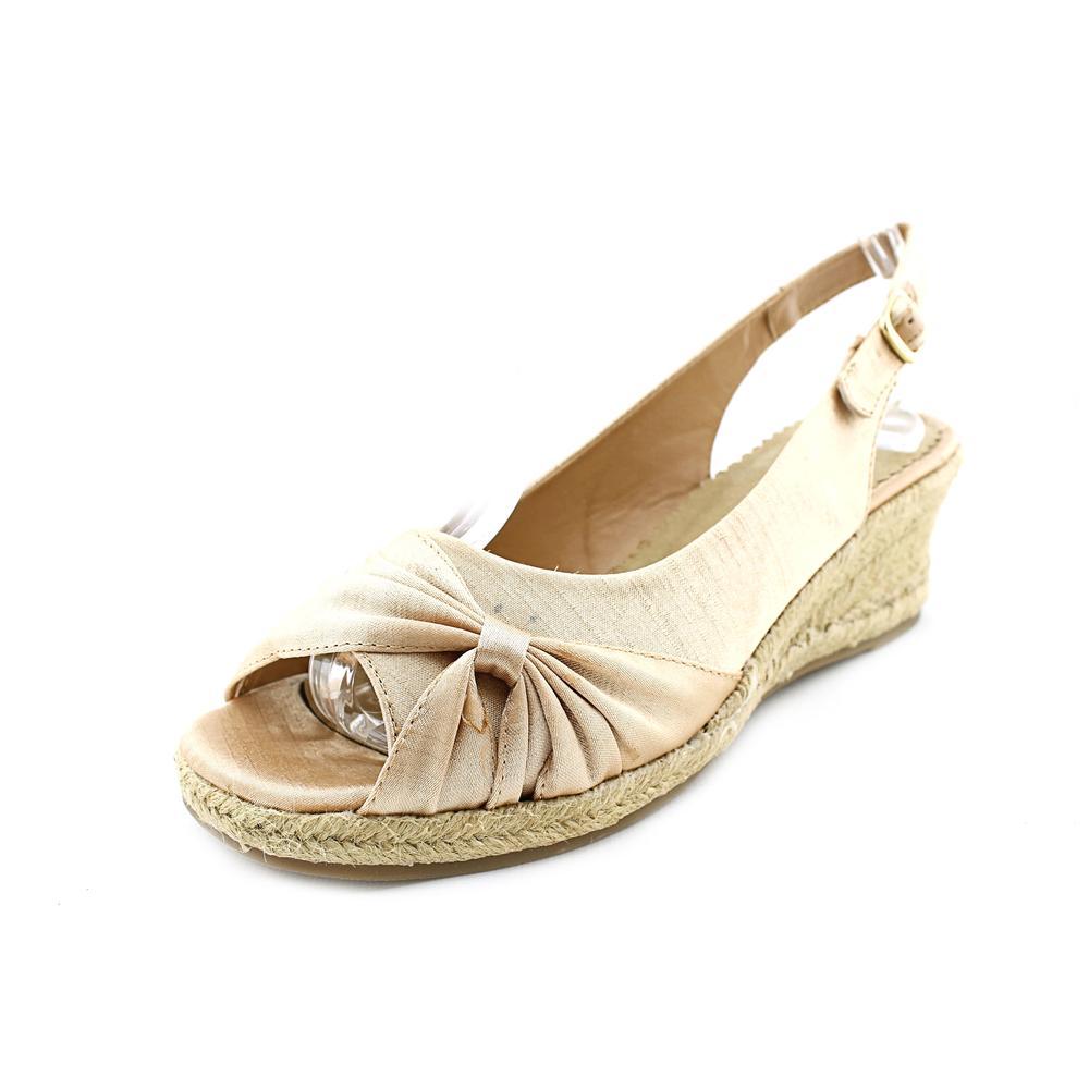 Bella Vita Sangria Too WW Open Toe Synthetic Wedge Heel by Bella Vita
