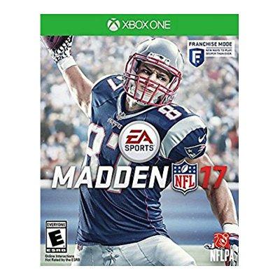 Madden Nfl 17 Xbox One   Xbox S Standard Edition