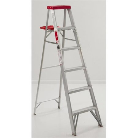 Michigan Ladder 330004 4 Ft Michigan Household Aluminum