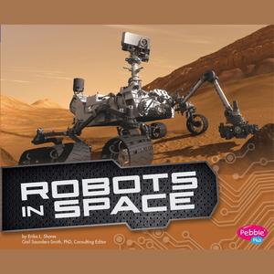 Robots in Space - Audiobook