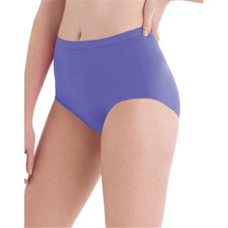 75338830490 PW40AD Womens Cotton Brief, Assorted - 6 - 10 Pack - image 1 of 1