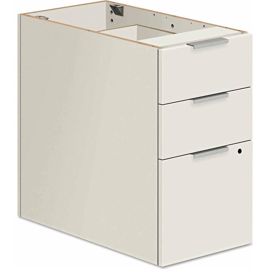 HON HONVSP30XB File Cabinet,28-1/2 in. H,3 Doors G4057098