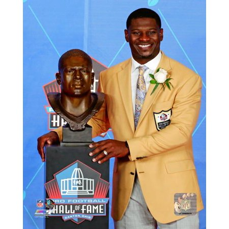 LaDainian Tomlinson 2017 NFL Hall of Fame Induction Ceremony Photo Print](Louis Tomlinson Halloween 2017)