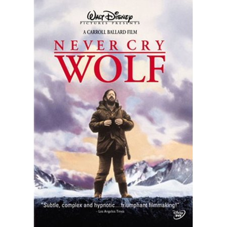 - Never Cry Wolf (DVD)