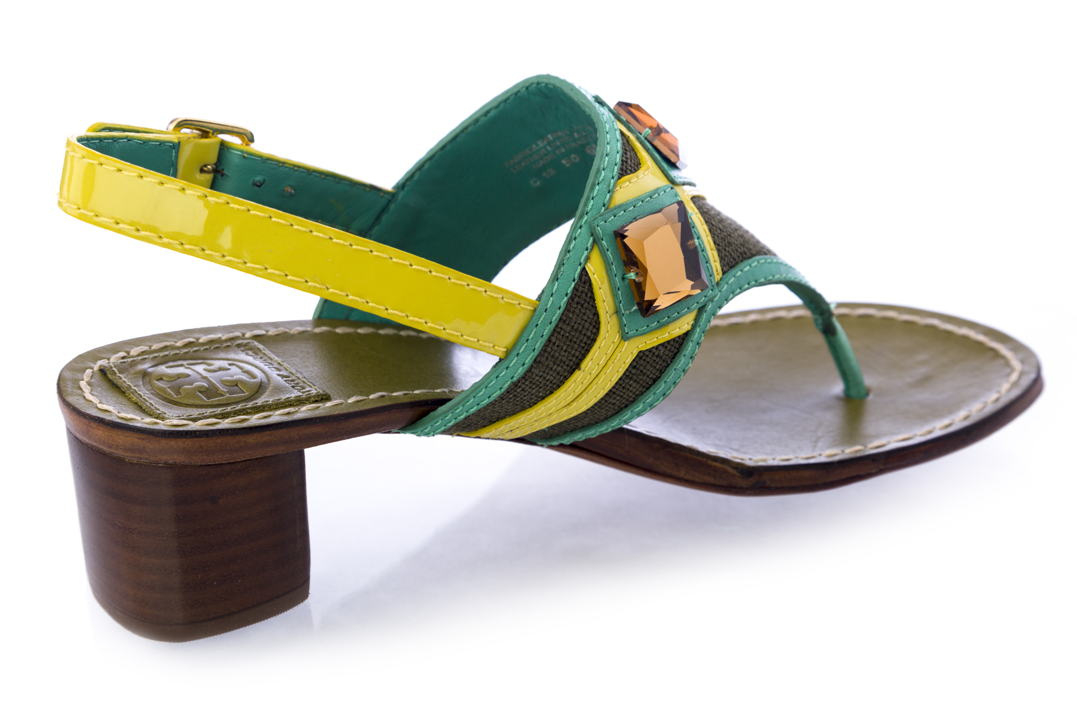Tory Burch Etta Thong Sandals Economical, stylish, and eye-catching shoes