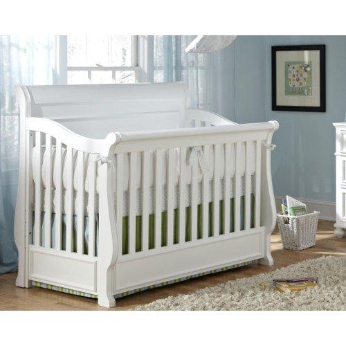 LC Kids Madison Grow With Me Convertible Crib