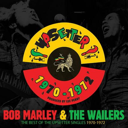 The Best Of The Upsetter Singles 1970-1972 (Vinyl)