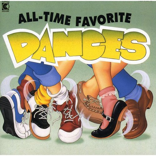 All-Time Favorite Dances CD by S&S