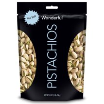 Nuts & Seeds: Wonderful Pistachios No Salt