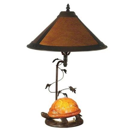 Dale tiffany mica amber orange turtle table lamp walmart dale tiffany mica amber orange turtle table lamp aloadofball Choice Image