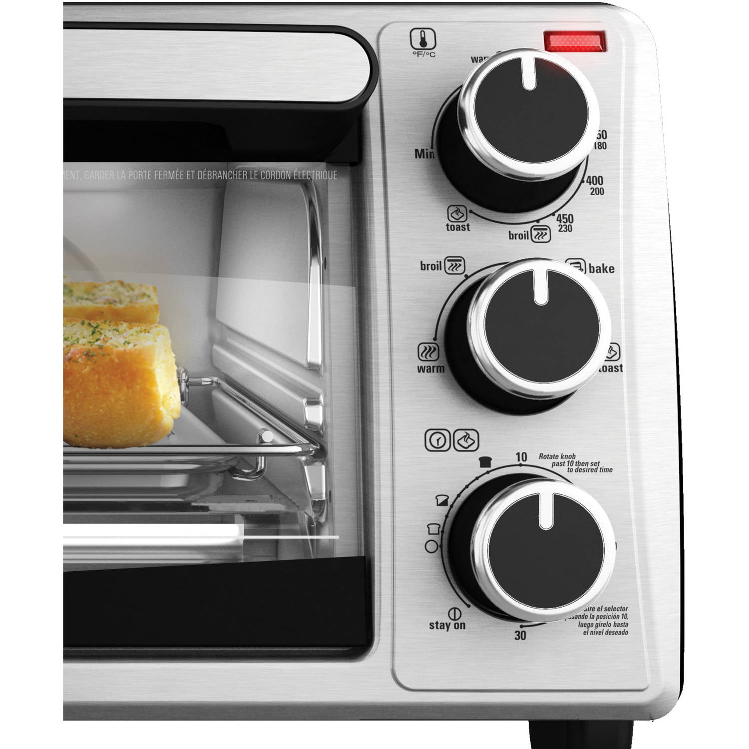 under sale for wid toaster black qlt decker prod hei the cabinet oven spacemaker p spin slice