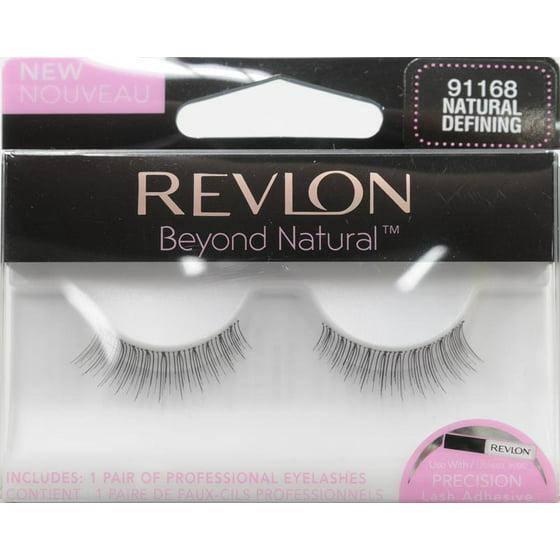 Pacific World Revlon Beyond Natural Eyelashes 1 Ea Walmart