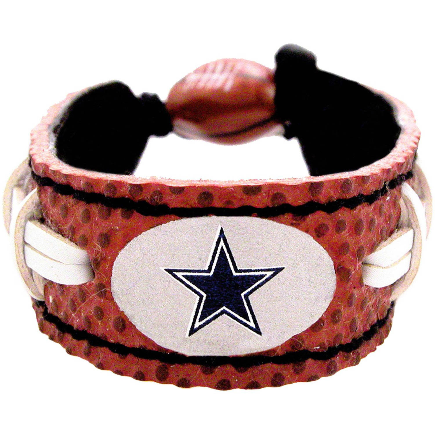 NFL Dallas Cowboys Classic Football Bracelets