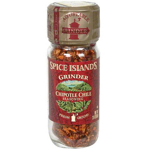 Spice Islands Grinder Chipotle, 2 oz (Pack of 3)
