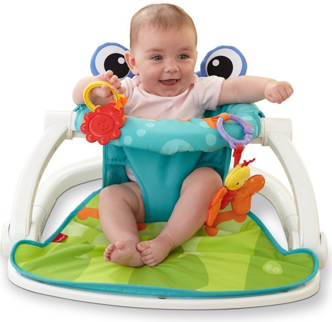 Bon Fisher Price Sit Me Up Floor Seat   Walmart.com